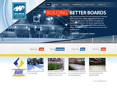 The Welmar Group | Arena Boards
