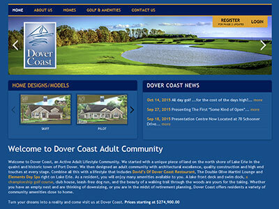 Dover Coast Adult Community